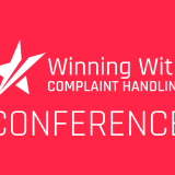 Winning with Complaint Handling Conference