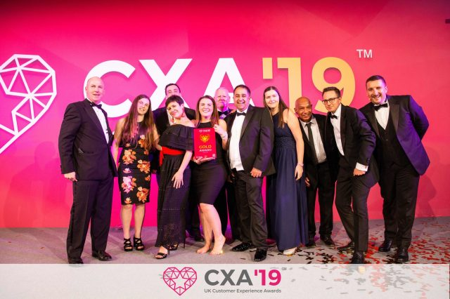 Winners Announced: UK Customer Experience Awards